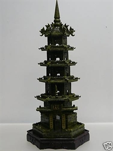 Picture of JADE 5 DECKER PAGODA (PJ50)