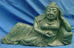 Picture of JADE RECLINING KWANYIN / Guanyin (LH18)