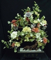 """Picture of LARGE 42"""" JADE FLOWERS TREE (99-38)"""