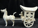 Picture of Antique Brass Carriage (BR07)