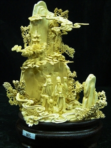 Picture of IVORY 2 OLD MEN (M6)
