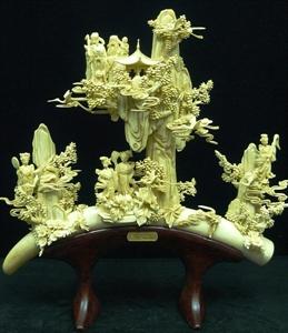 Picture of Antique Bone Fairies Mountain (9401D1)