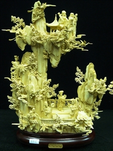 Picture of Antique Bone Faries Mountain (E02)