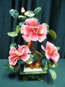Picture of PINK JADE BONSAI FLOWERS(202-3D)