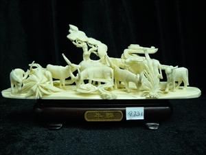 Picture of Bone Cows Jungle (9731)