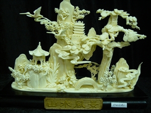 Picture of Bone the Mountain Scene (0412a)