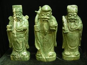Picture of Set of Jade 3 Wisemen (LH46)