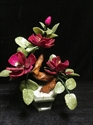 Picture of RED JADE BONSAI ROSES (202-3C)