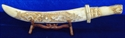"Picture of 14"" Antique Bone Sword - F14"
