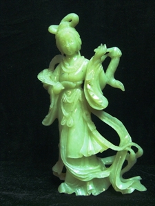 Picture of High Quality Jade Dancing Girl LS15