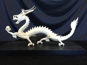 """Picture of 12"""" Bone Dragon 0310A1"""
