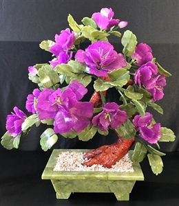Picture of LAVENDER JADE BONSAI FLOWER (20A-5)