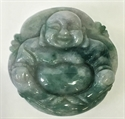 "Picture of 2"" x 2"" Jade Buddha Pendant (jp74)"