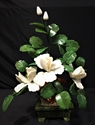 Picture of REAL WHITE JADE BONSAI FLOWER (202-3A)